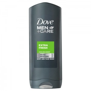 Dove Men Extra Fresh żel pod prysznic 400 ml