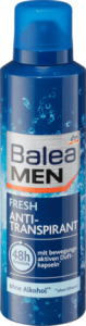 Balea Men Fresh Antyperspirant dezodorant 200 ml