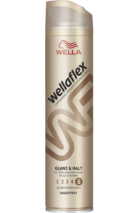 Wella Glanz & Halt 5 lakier do włosów 250 ml