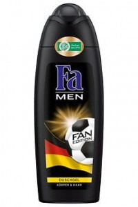 Fa Men Fan Edition żel pod prysznic 250 ml