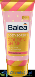 Balea Golden Shine balsam do ciała 200 ml