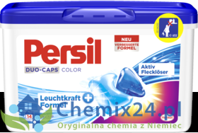 Persil Duo-Caps Color pudełko 14 prań - 350 G