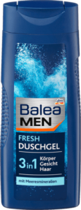 Balea Men Fresh żel pod prysznic 3 w 1 300 ml