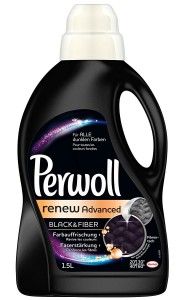 Perwoll renew Advanced Schwarz do czarnego 1,5 L