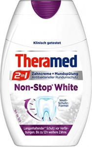 Theramed Non-Stop White pasta 75 ml