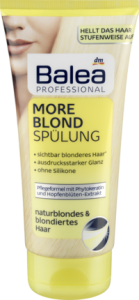 Balea Professional More Blond odżywka 200 ml