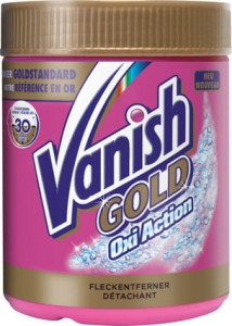 Vanish Gold Oxi Action do kolorów - 500 g