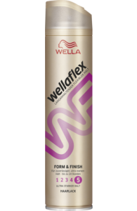 Wella Form & Finish 5  lakier do włosów 250 ml