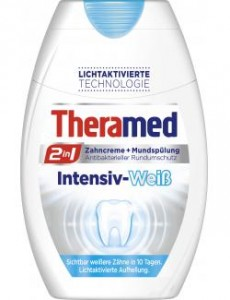 Theramed Intensiv-Weib 2 w 1 pasta do zębów 75 ml
