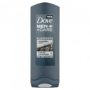 Dove Men Clean Elements żel pod prysznic 250 ml