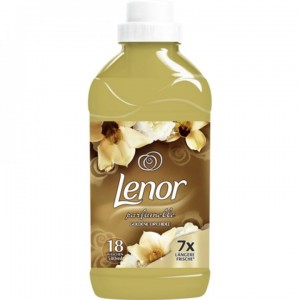 Lenor Goldene Orchidee 7 x 18 prań - 540 ml