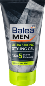 Balea Men Ultra Strong 5 żel do włosów 150 ml