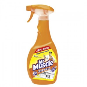 Mr. Muscle Kuche-Total 5w1 Zitrus  - 750 ml
