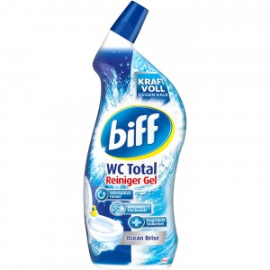 Biff Wc Total Reiniger Gel ocean 750 ml