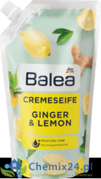 Balea Ginger & Lemon mydło zapas 500 ml Neu