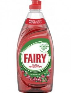 Fairy Granatapfel płyn do naczyń 500 ml