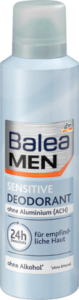 Balea Men Sensitive dezodorant 200 ml