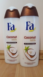 Fa Coconut Milk płyn do kąpieli 500 ml