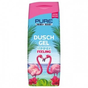 Pure & Basic Summer Feeling żel pod prysznic 300ml