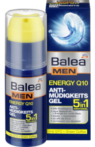 Balea Men Energy Q10 5 w 1 nawilżenie 24 h- 50 ml