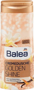 Balea Golden Shine żel pod prysznic 300 ml