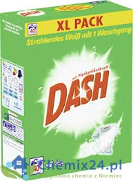 Dash XL Pack 40 prań - 2600 g