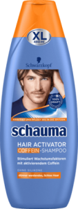 Schauma Hair Activator Coffein XL 480 ml