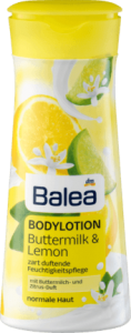 Balea Buttermilk & lemon balsam do ciała 400 ml