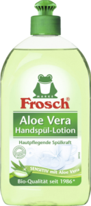 Frosch Aloe Vera płyn do naczyń - 500 ml