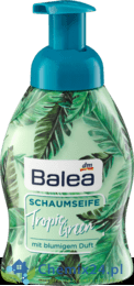 Balea Tropic Green tropikalne mydło w piance 250ml