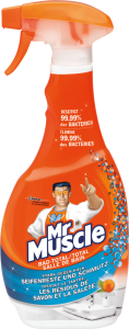 Mr. Muscle Bad-Total Orange - 500 ml