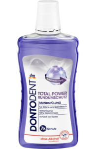 Dontodent Total Power płyn do jamy ustnej 500 ml