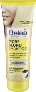 Balea Professional More Blond szampon 250 ml