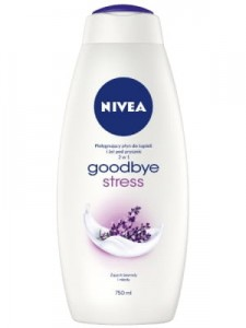 Nivea Goodbye Stress płyn do kąpieli - 750 ML