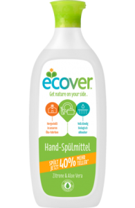 Ecover Zitrone & Aloe Vera płyn do naczyń 500 ml