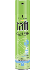 Taft Volume Fresh Extra Stark 3 lakier - 250 ml