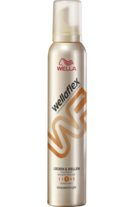 Wella Locken & Wellen 3 pianka do włosów 200 ml