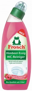 Frosch Himbeer-Essig żel do wc 750 ml