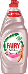 Fairy balsam do naczyń róża 625 ml