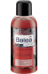 Balea Luxury Red Love płyn do kapieli - 500 ml