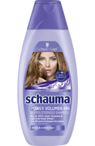 Schauma power volumen 48h szampon 400 ml