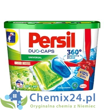 Persil Universal Duo-Caps 18 + 2 szt - 500 g
