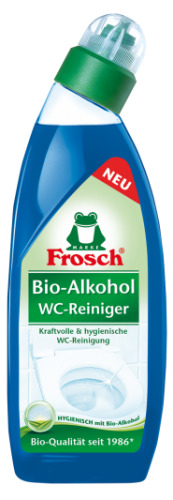 Frosch Bio-Alkohol żel do wc - 750 ml